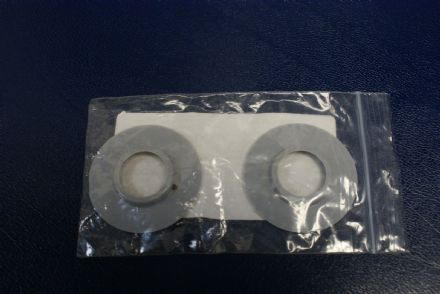 1956-1979 C1 C2 C3 Corvette,Window Crank Spacers x2,New